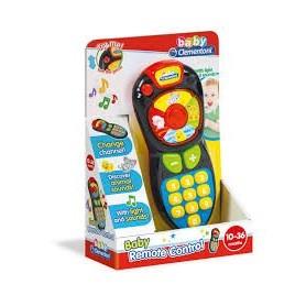 Baby Remote Control TV - Clementoni