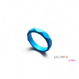 "Pulseira ""Jelly Belly by Lollipops and More"" Deep SkyBlue"