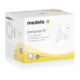 Funil para Extracção de Leite Personal Fit 36mm (tamanho XXL) - Medela