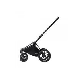 Conjunto de Rodas City Light Black para Carrinho Priam - Cybex