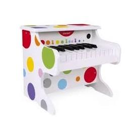 Piano Electrónico Confetti - Janod