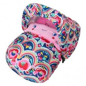 Forra Invernal para Cadeiras Auto 0+ Rosa Enjoy & Dream - Tuc Tuc