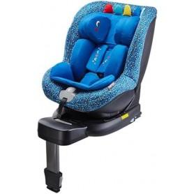 Cadeira Auto Gr 0/1 360º I-Size Azul Enjoy & Dream - Tuc Tuc