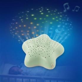 Luz de Presença Musical Star Projector - Pabobo
