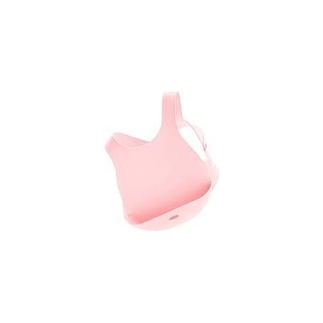 Babete Silicone Flexi Bib Rosa - Minikoioi