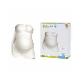Kit barriga de gesso Baby Art