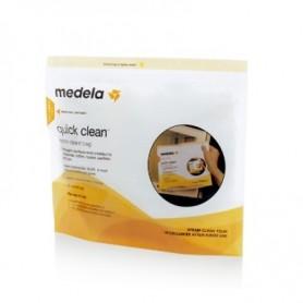 Sacos de Esterilização para Microondas 5 unidades Quick Clean - Medela