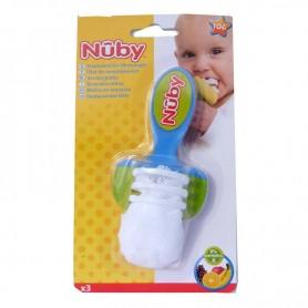 Recargas de redes para alimentador - Nûby