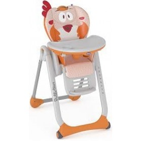 Cadeira de Papa Polly 2 Start - Chicco