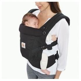 Porta-Bebés Adapt Negro - Ergobaby