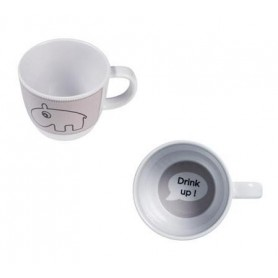 Caneca Contour Cinza - Done by Deer