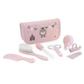Baby Kit de Higiene Rosa - Miniland