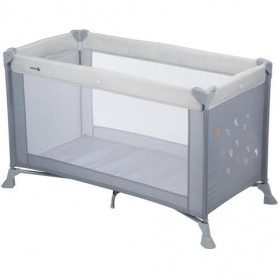 Cama de Viagem Soft Dreams Warm Grey - Safety 1St