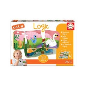 Jogo Baby Logic - Educa