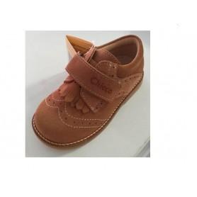 Sapato Carneirinhas Beige - Chicco