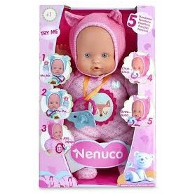 Nenuco Soft 5 Funções - Famosa