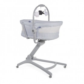 Berço Baby Hug Air 4 in 1 Stone - Chicco