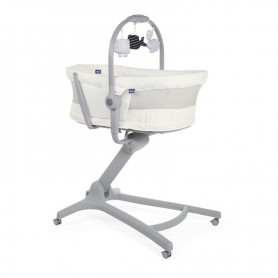 Berço Baby Hug Air 4 in 1 White Snow - Chicco