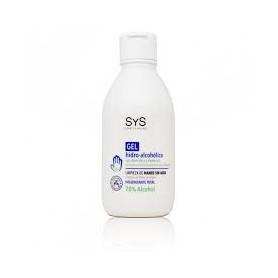 Gel Hidroalcolico com Aloe Vera 250ml - SYS