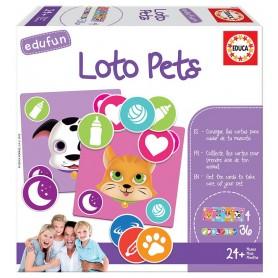 Jogo Loto Pets - Educa