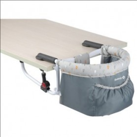 Cadeira de Papa Portátil Smart Lunch WarmGrey - Safety 1 St