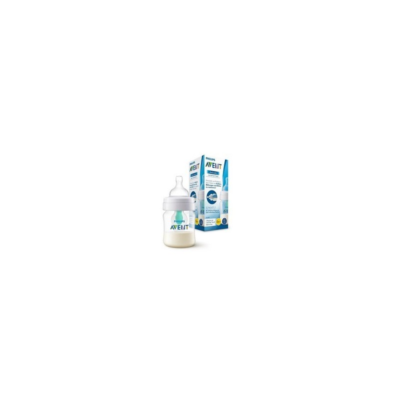 Biberão Antic-Colic Air Free 125ml - Philips Avent
